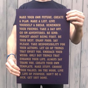 betternotstop manifesto purple print